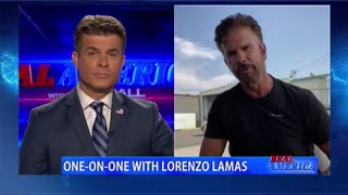 Dan Ball Interview With American Actor, Lorenzo Lamas