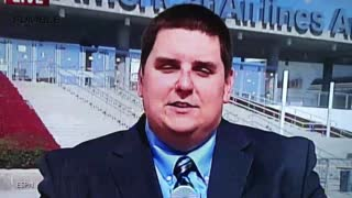 ESPN's Brian Windhorst Falls Asleep on Live TV - Video