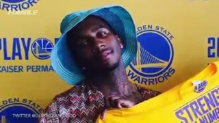 The BasedGod Curse Has Been Lifted Off Kevin Durant Says Lil B - Video