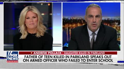 Father of Slain Parkland Student Explodes on Deputy After Release of Video: 'He's a Coward'