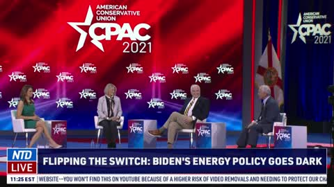 'It's Stupid Economic Planning':Fmr. Rep. Bob Beauprez at 2021 CPAC
