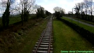 The Quiet Man train station - Video