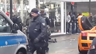 Music Video Film Shoot Ends in Police Raid - Video