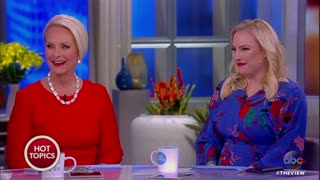 'We Don't Need More Bullying': Cindy McCain and Daughter Meghan Talk Trump on 'The View' - Video