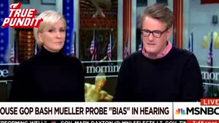 Morning Joe: Republican Congressmen Questioning Mueller Are 'Jackasses'
