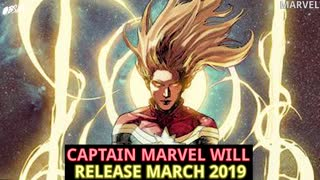 Could Brie Larson Be Captain Marvel? - Video