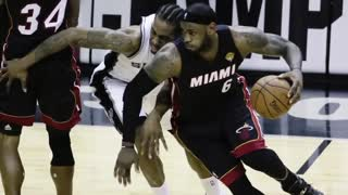 5 players that could beat Lebron James 1-on-1