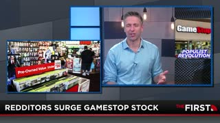What's Going On With GameStop