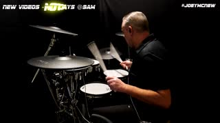 Joe Diffie - White Lightning - (Beverly Hillbillies) - Drum Cover