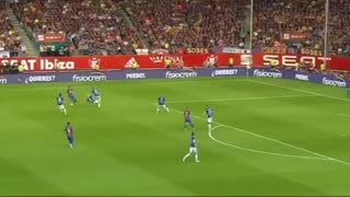 Messi vs alaves - Video