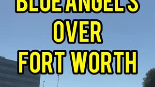 Blue Angels Over Fort Worth 2.0