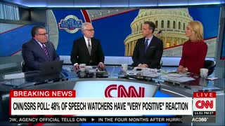 CNN Can't Figure Out Why 29 Percent of Democrats Still Wanted to Watch Trump's State of the Union - Video