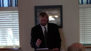 The New King James Version Preached By Pastor David Berzins