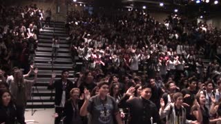 """Students Chant To Aztec """"gods"""" - Public Education in America"""