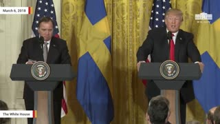 Trump On Sweden's Immigration Issues: 'I Proved To Be Right'