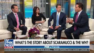 Scaramucci on Kelly (continued) - Video