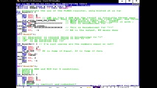 Assembly Language Overview in TempleOS