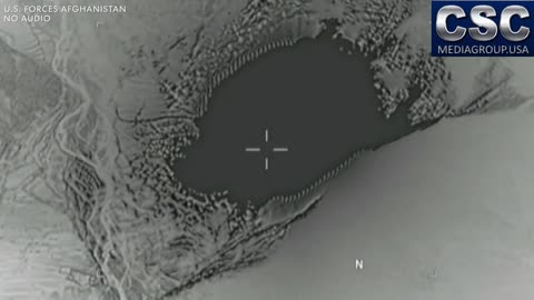 Drone Footage Released Of MOAB Hitting ISIS Network Tunnels In Afghanistan