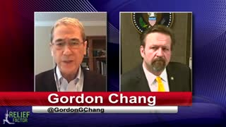 President Biden and China. Gordon Chang with Sebastian Gorka on AMERICA First