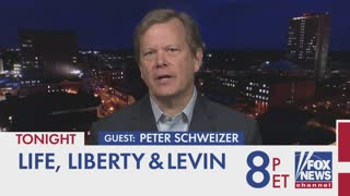 Life, Liberty & Levin with Peter Schweizer this Sunday!