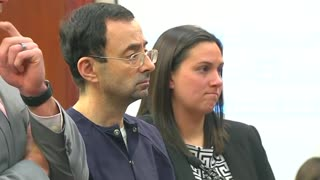'It's Just Not My Story': Judge Who Sentenced Larry Nassar Refuses to Talk to the Media - Video