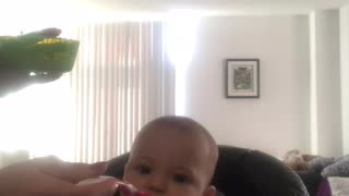Baby Loves Sweet Potatoes - Video