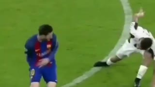 Messi humilla a Dybala - Video
