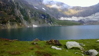 Beautiful Ratti Gali Lake  - Video