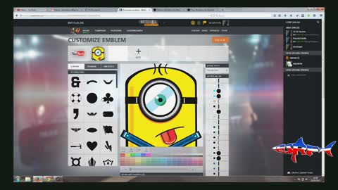 Battlefield Hardline: How to create a custom emblem