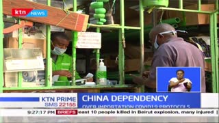 China Dependency: Explore alternative markets to avoid over-dependence on China