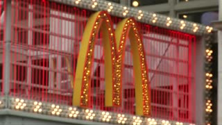 McDonald's, Google and others join hunger campaign - Video
