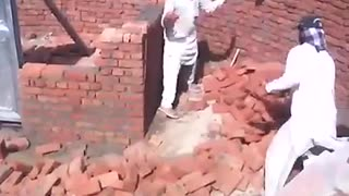 Phatan Funny style Construction Work  - Video