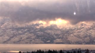 Arctic Smoke - Lake Okanagan - Video