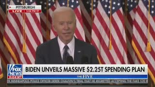 Biden Claims NOBODY making under 400K Will See Taxes Go Up