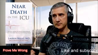 PMW Podcast - Paranormal Episode - Near Death Experiences - Discussion with author Dr. Laurin Bellg