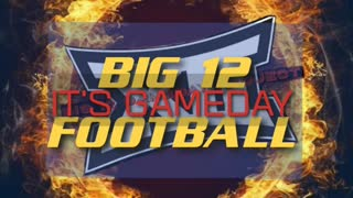Intro video for The Big 12 Gameday Project