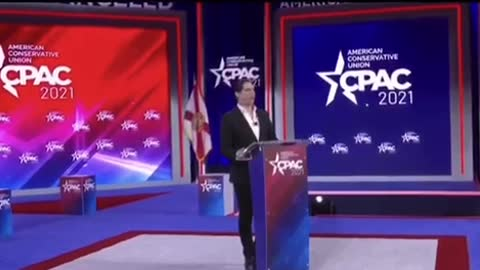 "Robby Starbuck CPAC Speech ""A Wave Of Lions Are Coming"""