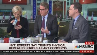Joe Scarborough Launches Vicious Attack Against Trump's Doctor - Video