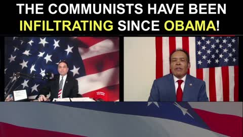 The Communists Have Been INFILTRATING Since Obama!