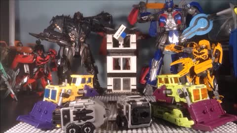 STOPMOTION CiiC TF NBK 03 Bonecrusher