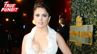 Salma Hayek Details Harvey Weinstein Alleged Sexual Misconduct Nightmare - Video