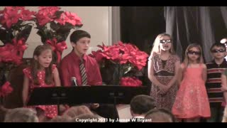 Special Service - Youth Christmas Program, 2013
