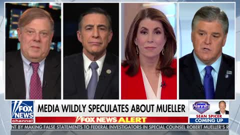 Mark Penn and Tammy Bruce on Russian collusion