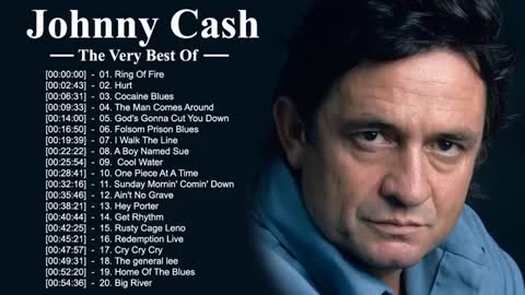 Johnny Cash Greatest Hits