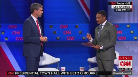 O'Rourke Believes Churches That Do Not Support Same-Sex Marriages Should Lose Tax Exempt Status