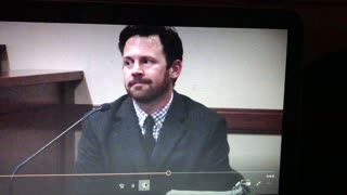 Courtroom Testimony Course