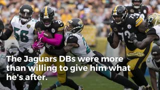 Jaguars DBs Glad That Ben Roethlisberger Wants Rematch With Jaguars - Video