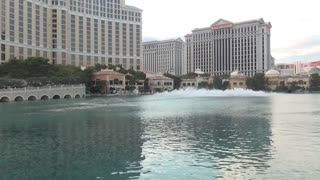 Belaggio hotel in Las Vegas - Video