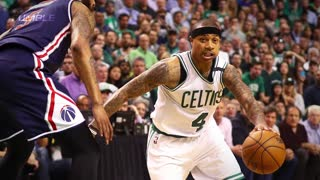 Isaiah Thomas Admits to SECRETLY Receiving Help from This Legendary Celtics Rival in the Playoffs - Video