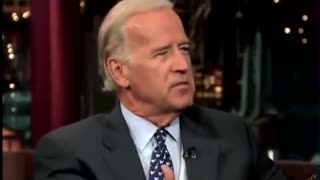 Joe Biden claims he was arrested at Capitol